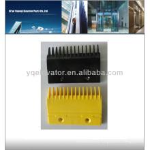 Placa para peines de escaleras mecánicas L47312022 Placa para peines de plástico