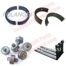Forklift truck parts, forklift parts
