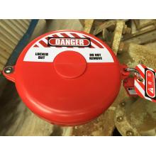 Fermeture de la vanne de porte standard Poplypropylene PP de haute qualité BD-F14, diamètre de la tige de soupape 165mm ~ 254mm avec CE ROHS