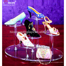 Ahorre su coste de envío y proteja su compra High Heels Shoe Counter Retail Acrylic Display Stands