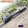 Maxtoch SN51 SST50 1300 Lumens 2*18650 Tactical Military Flashlight