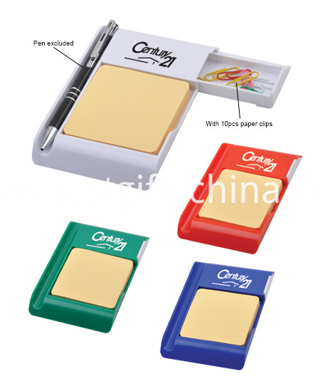 Promotional Multifunctional Notes Box