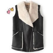 Ladies and Women Fur Jacket Vest