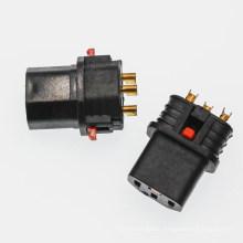 Plug Insert IEC C13 C14 Locking
