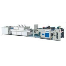 ZXFB 720 Full-Auto cylinder screen printing machine