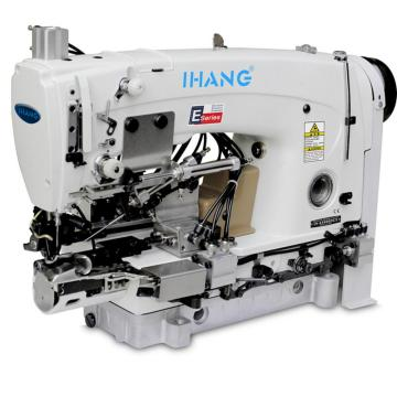 Chainstitch ελαστικό υλικό Bottom Hemming Machine