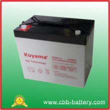 Lastest Solar PV System 12V80ah Gel Deep Cycle Battery