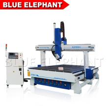 Jinan Blue Elephant Professional New Woodworking CNC 4D 1836