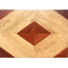Hand-Scraped Hardwood Parquet / Oak, Balsamo Wood Flooring