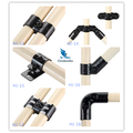 Pipe Connect Joints  HJ Series