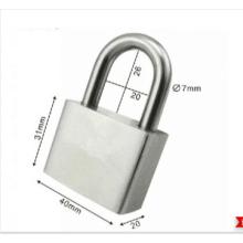 Cadeado de curto-manilha inox 304 40mm
