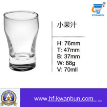 Good Quality Glass Cup with Good Price Glassware Kb-Hn0316