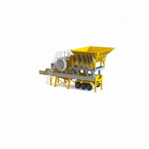 Portable Rock Crusher Machine For Sale