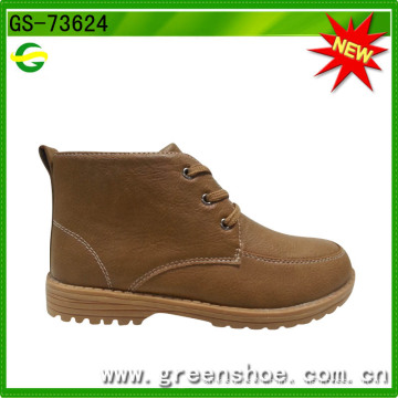 Lace-up Child Dress Boots for Boy