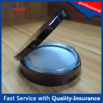 Plastic ABS Compact Powder Case for Wholesale