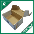 Glossy Corrugated Paper Box