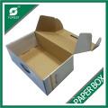 Лоснистая Коробка Гофрированной Бумаги