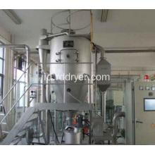 Phenolic citric pectin sentrifugal spray drying machine