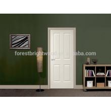 New design white primer internal house doors