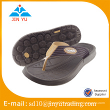 2016 China factory price latest style women and men EVA slipper flip flop