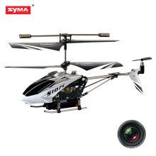 2012Syma S107C камера RC вертолет 3channel металл гироскопа вертолет