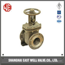 Bronze flange gate valve