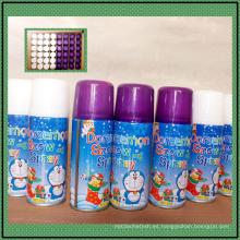 productos más vendidos aerosol de nieve de carnaval