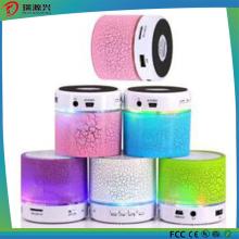 Bluetooth speaker Metal portable radio music mini bluetooth speaker