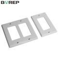 YGC-008 CUL enumeró las placas plásticas eléctricas de encargo del interruptor del proveedor de China
