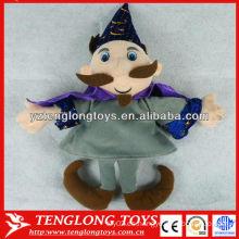 Nuevo diseño relleno juguetes de muñeca divertido payaso juguete