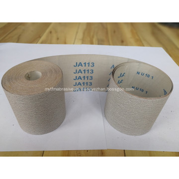 Uso manual de tela recubierta de óxido de aluminio Ja113