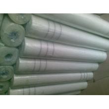 Ventas calientes 140g de malla de fibra de vidrio de color blanco
