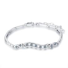 925 sterling silver natural jade bangle bracelet charm