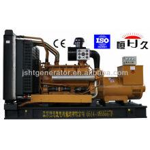Sistema de generador diesel de Shangchai 125KVA de la eficacia baja del precio bajo (GF100)