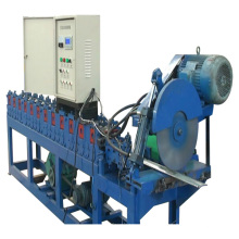 Roller Shutter Guide Rail Roll Forming Machine