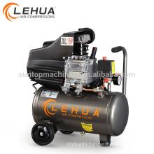 Direct portable piston type cheap air brake compressor