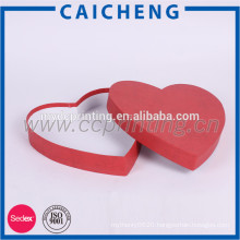 heart shape chocolate paper gift packaging boxes luxury candy packaging box