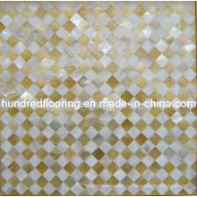 Мозаичная плитка Перламутрская мозаика (HMP63)