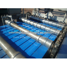 Step Panel roll forming machine