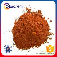 Fornecimento de fábrica de alta qualidade pinta óxido de ferro laranja