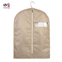 Bolso plegable de alta calidad de la ropa del traje de la alta calidad con las manijas