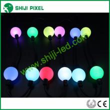 Luz da esfera da esfera da luz do diodo emissor de luz da esfera do pixel 3D