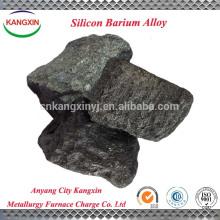 Deoxidizer agent silicon calcium barium alloy