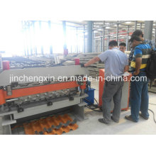 Sinusidal & Other Rectangle Roof Profile Roll Forming Line