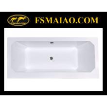 Простая стильная встроенная ванная комната (BA-8801)
