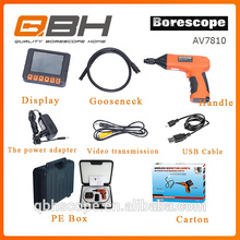 9mm digital inspection camera diagnostic borescope endoscope with night vision