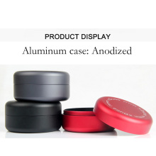 Topreal Xduoo Anodized aluminium earphone case IEM