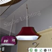 Klassische Art LED-Deckenleuchte neueste dimmbare Lampe 86-265Volt Hohe leuchtende Oberfläche montiert