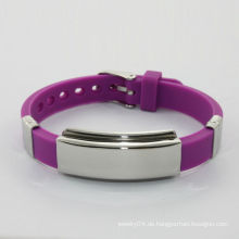 2014 bunte Silikon Power Gesundheit Armband