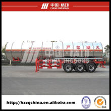 LPG Tank Truck with Semi Trailer for Sale